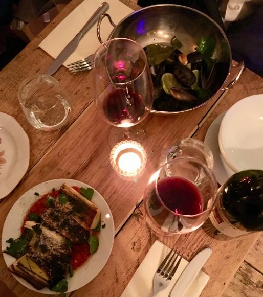 Madame Pigg restaurant review