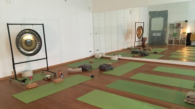 Green Yoga - Yoga Studio - Yoga Berlin - Yogas studio review