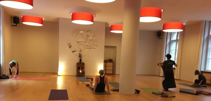 Spirit Yoga West - Yoga Studio - Yoga Berlin - Yogas studio review