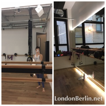 FLY LDN Barre Studio